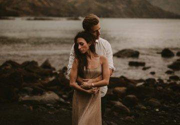 Laura + Adel – Sesión de pareja en Gran Canaria – Irene Nounou Photography